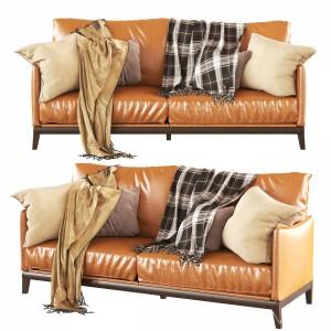 Brown Sofa 104