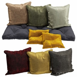 Decorative Pillows Set 2