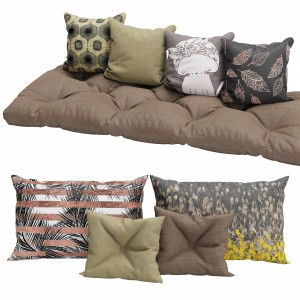 Decorative Pillows Set 3