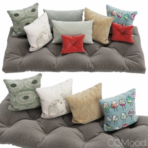 Decorative Pillows Set 4