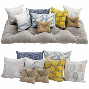 Decorative Pillows Set 5