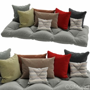 Decorative Pillows Set 6