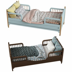 Children's Bed Set 3