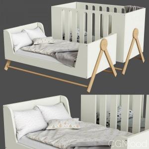 Children's Bed Set 6