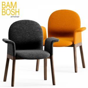 Bambosh Armchair