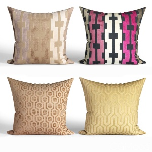 Decorative Pillows Houzz Set 059