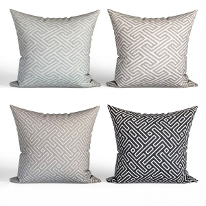 Decorative Pillows Houzz Set 060