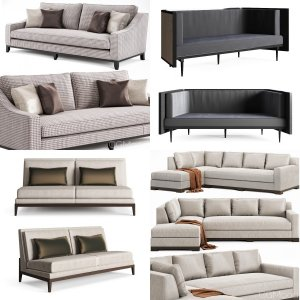 4 Sofas Collection