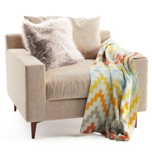 Sloan Fabric Armchair