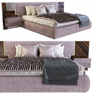 Bed Glen / Longhi  Set 15