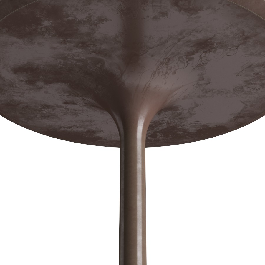 Four Hands Marlow Simone Bar Plus Counter Table 3d Model