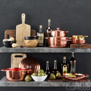 Kitchen Decorative Set 011
