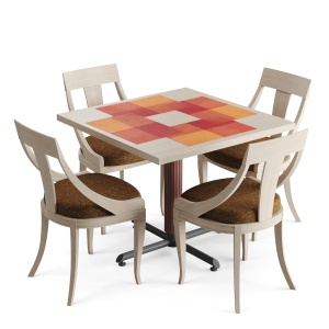 Dining Table And Chair Set Dining Room