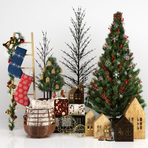 Christmas Decoration Set01