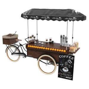 Coffee Bike Mobile Coffee