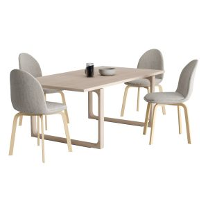 Sammen Chairs & Table
