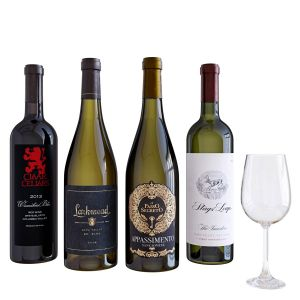Wine Bottle Set 14