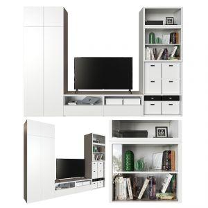 Ikea Opphus Ophus Storage Combination