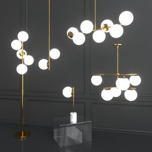 Collection Of West Elm Lamps