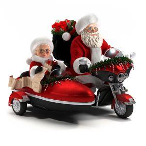 Christmas Decorative-santa Claus