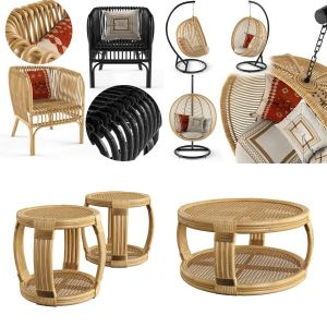 collection rattan