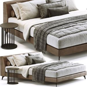 Meridiani Louis Up Bed