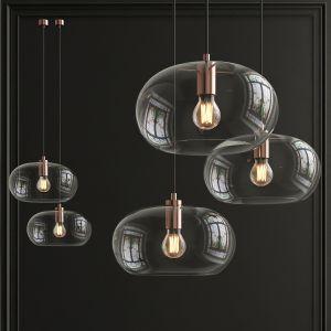 Frandsen Kobe Glass Pendant