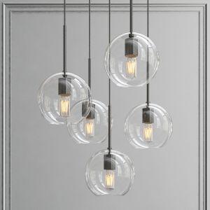 Jamie Cluster Pendant Light