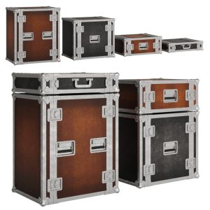 Professional Rack Flight Case For Sound, Music And
