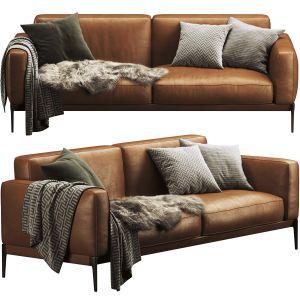 Flexform Romeo Compact Sofa