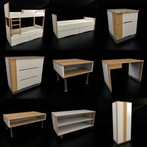 Nursery Room Furniture