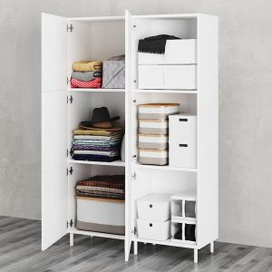 Ikea | Ophus Wardrobe With 6 Doors