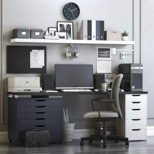 IKEA office workplace 6