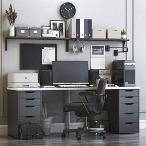IKEA office workplace 5