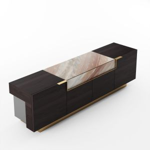 Visionnaire Bronson Wooden Sideboard