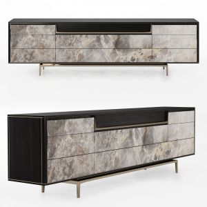 Visionnaire Barney Lacquered Sideboard