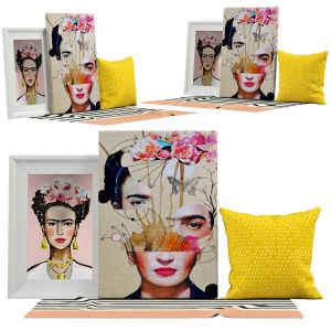 Decor Set 04 | Frida