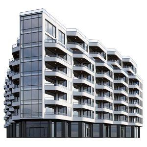 Modern Residential Building 12