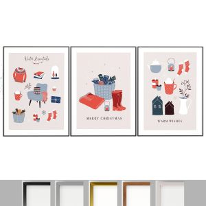 Art Frames 135- Christmas Wall Art 5