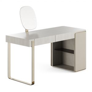 Fendi Icon Sycamore Lady Desk With Mirror