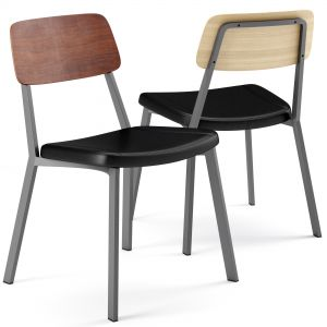 Hipster Chair Black