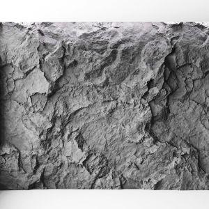 Rock Cliff Wall №10