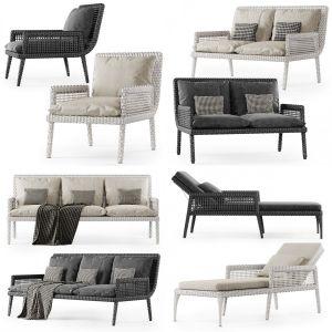 Garden rattan furniture collection Vol_3
